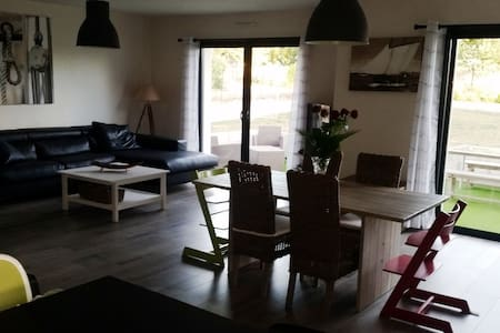 Maison bord de mer, récente tout confort - Saint-Philibert