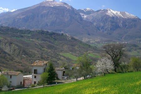 Villa Maieletta - classic Abruzzo - Palombaro - Huoneisto