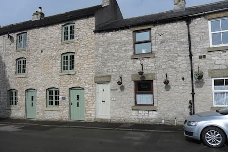 Lavender Cottage Tideswell, Buxton - Hus