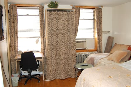 2-bedroom apt - Walk to UN, TimesSq