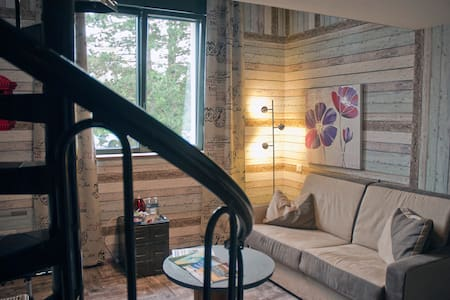 A Spinning with luxury guest rooms - Saint-Quentin