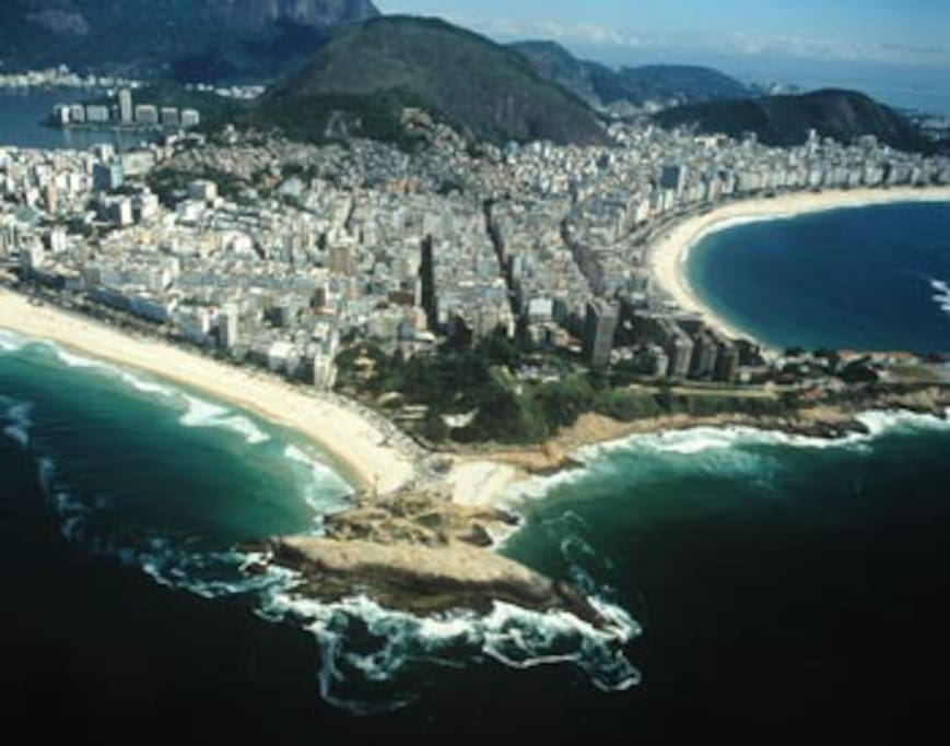 Aluga-se quarto  por noite no Rio