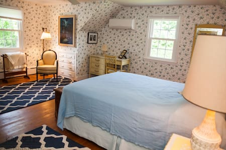 The 1964 House:  Betty Draper Suite - Biddeford