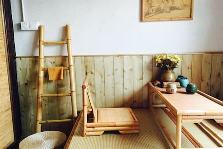 深圳大鹏较场尾海滩~古城特色独栋客栈~珑麦舍 - Shenzhen - Villa