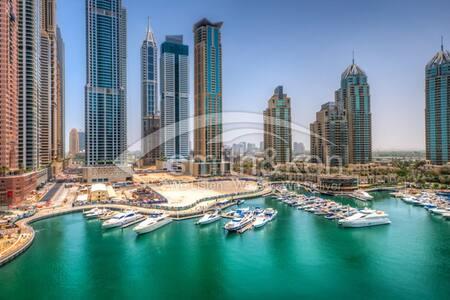 Luxury waterfront Apartment on Dubai Marina - Appartement