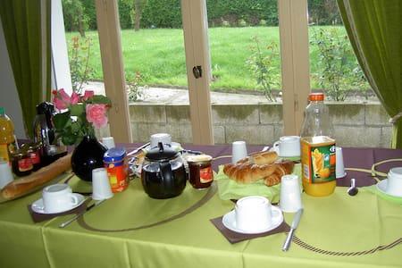 BON ACCUEIL   - Antrain - Bed & Breakfast