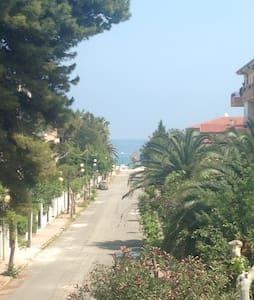 Calabria-Casa Vacanze sul Mar Jonio - Apartemen