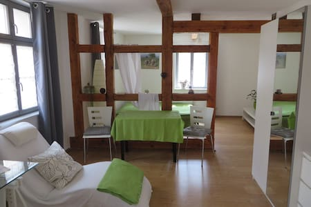 Urlaub in der Naumburger Altstadt - Naumburg - Bed & Breakfast