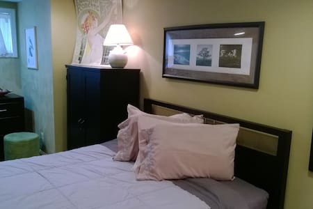 Private Guest Suite on Capitol Hill