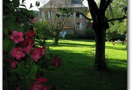 Weldadige oase in Picardie /Delightful oasis in P. - Rumah