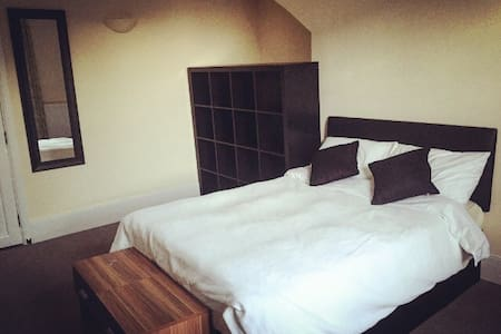 Private Double-room in Oxford City Center - Huis