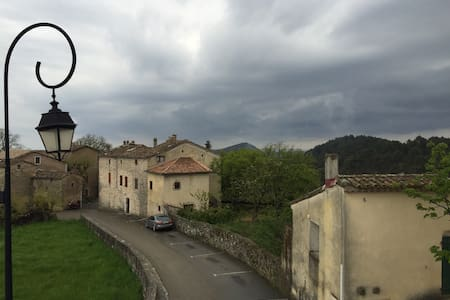 Visit the friends  in Cevennes - Lasalle