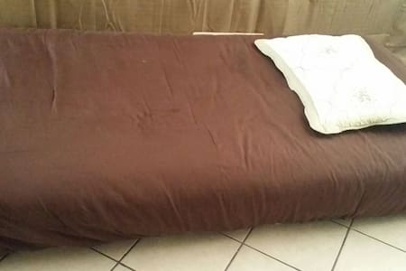 Small bed (very low height) - Hesperia - Hus