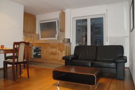 2-room-apartment in city center of Stuttgart - Stuttgart - Apartment