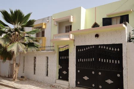 Maison de vacances à Grand Mbao ! - Casa