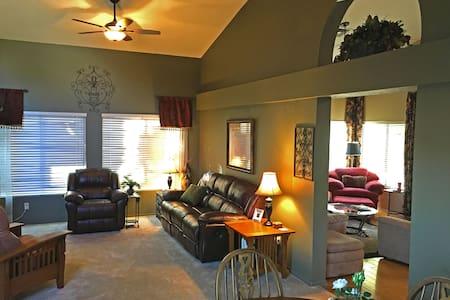 Beautiful, quiet home close to fun! - Phoenix - House