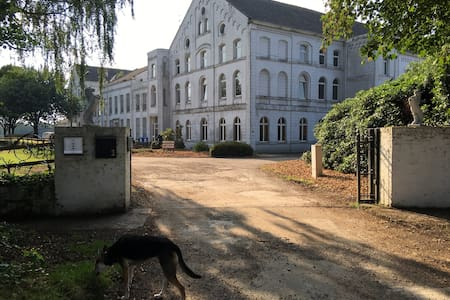 Tweepersoonskamer in een oud-klooster! - Valkenburg