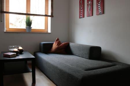 Guest room near Rosenheim - Lägenhet
