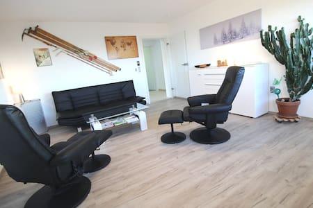 Appartement Bergwaerts - Rickenbach - Wohnung