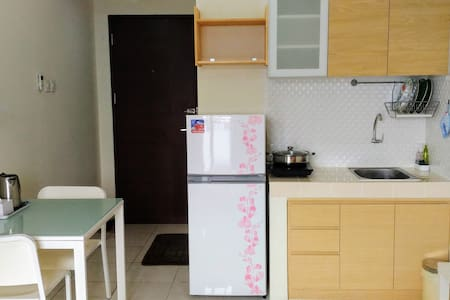 Oneroom for 2 people (City Light Apartment) - Ciputat