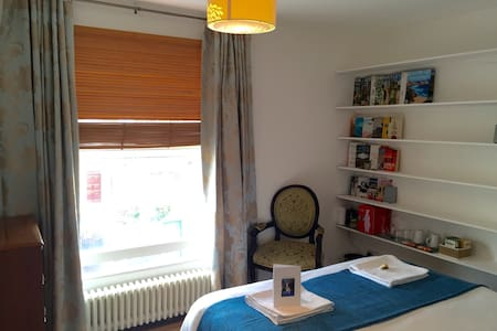 Shoreditch double room with ensuite - London - Apartment