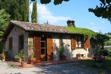 Cottage in the south of Tuscany - House