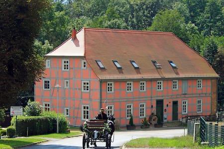 Ferienwohnung in Wassermühle - Appartement