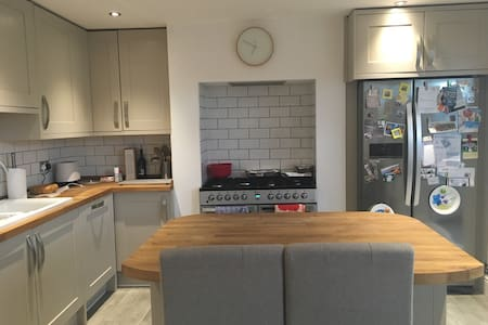 Private 3rd floor double room near Chester zoo - 獨棟