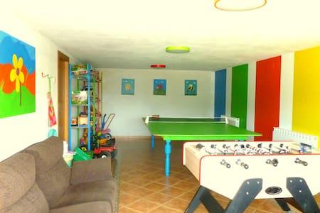 Casa rural en Navarra para familias con niños - Casa