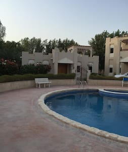 parc & beach family villa - Doha - Maison