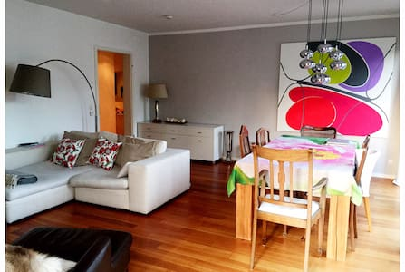Lovely Room in a 100m2 flat - Apartamento