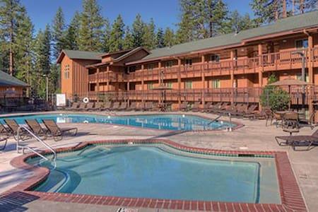 Beautiful 2 bdrm 2 bath South Lake Tahoe Resort - Zephyr Cove-Round Hill Village - Teilzeitwohnung