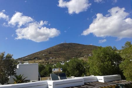 Sunny relax beach apartment - Tinos - Daire