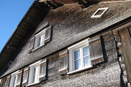 Haus im Herzen des Bregenzerwalds - Ház