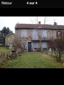 Appartement Ardèche verte 4 pièces  - Lalouvesc - Lejlighed