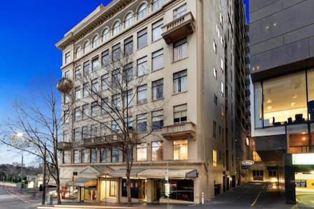 BOUTIQUE APTMNT IN HEART OF CITY - Melbourne - Apartment