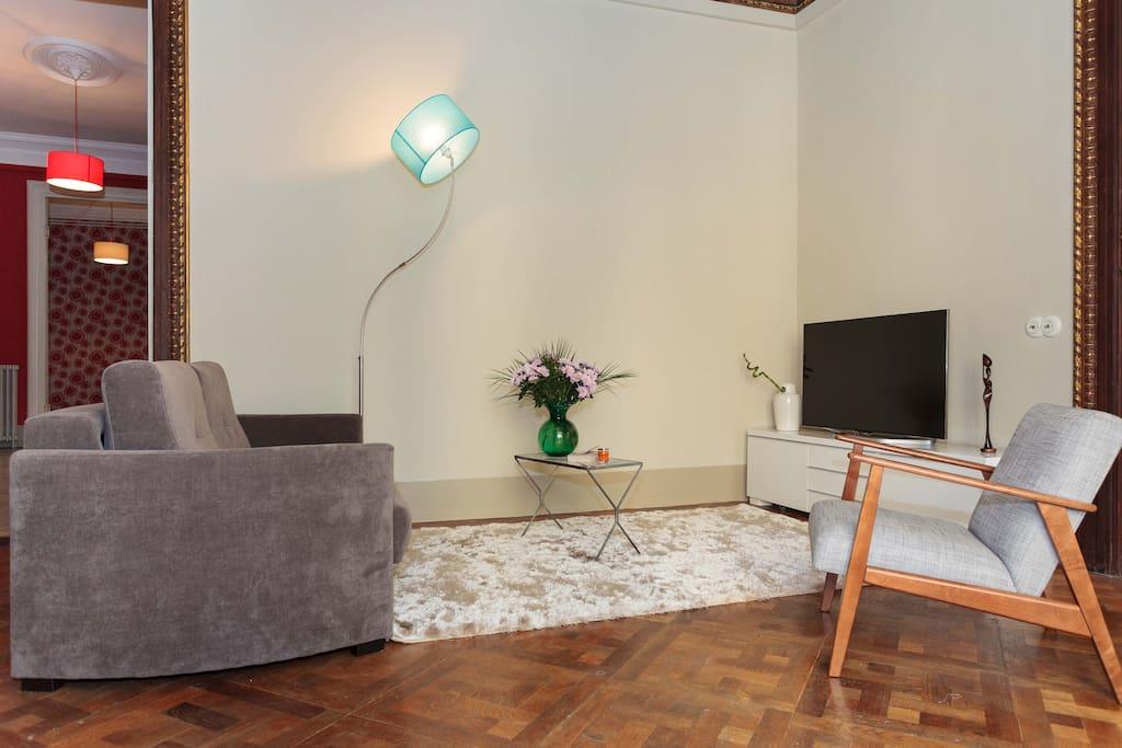 Casa del Pi Private double room.