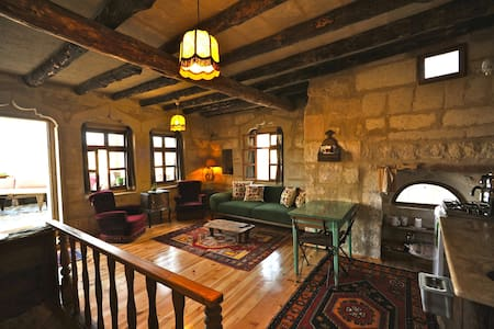 Anitya Dublex Stone House - Maison
