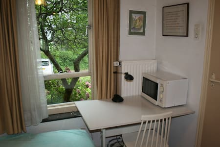 Small room, best location!