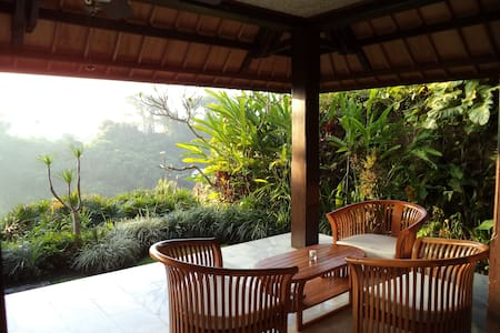 Frangipani 3, Sunrise Villa Bali - Ubud - Bed & Breakfast