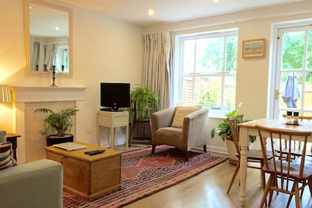 Cosy double room, short walk to central Oxford - Oxford - House