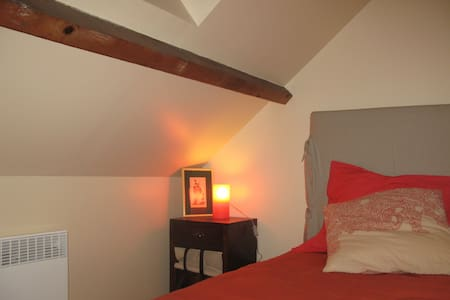 Chambre d'hôte Jules Verne, 1 pers. - Amiens - Bed & Breakfast