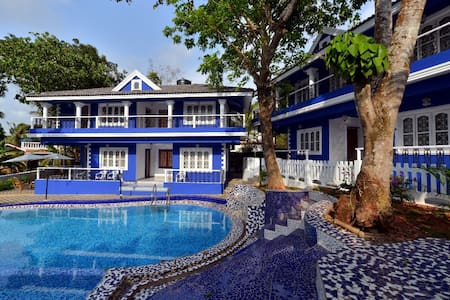 Gorgeous Country Villa in North Goa