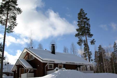 Villa Ilona, Holiday Cottage - Kuopio