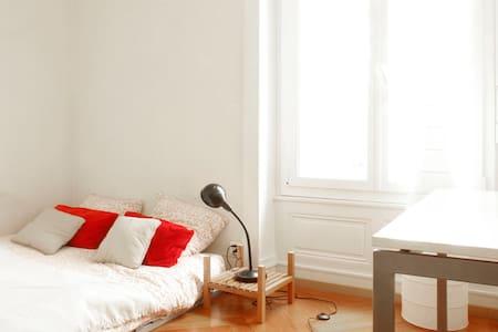 Jolie chambre au centre de Lausanne