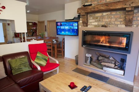 Luxurious 4 bedroomed country home - Fermanagh - Casa