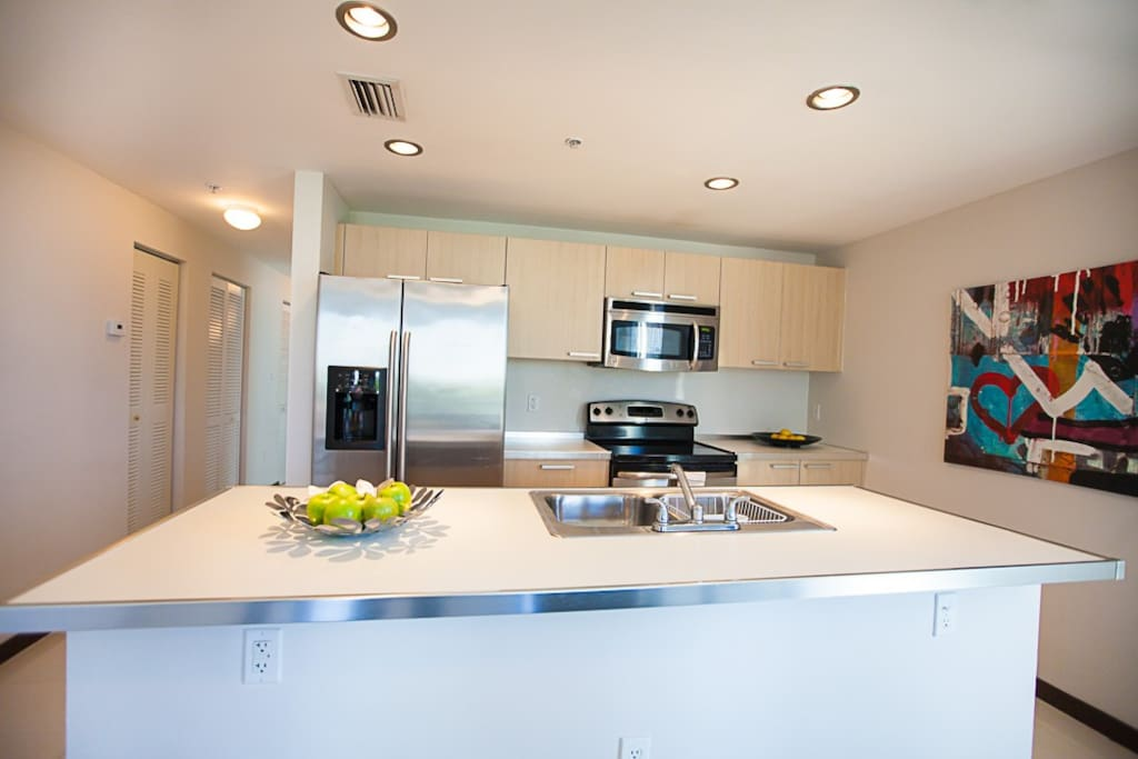 .LOCATED AT TOWER 1  .NICE AND EQUIPPED KITCHEN