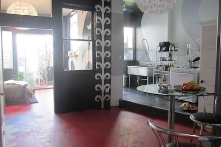 SOMA Artist's House - live & work! - San Francisco - Haus