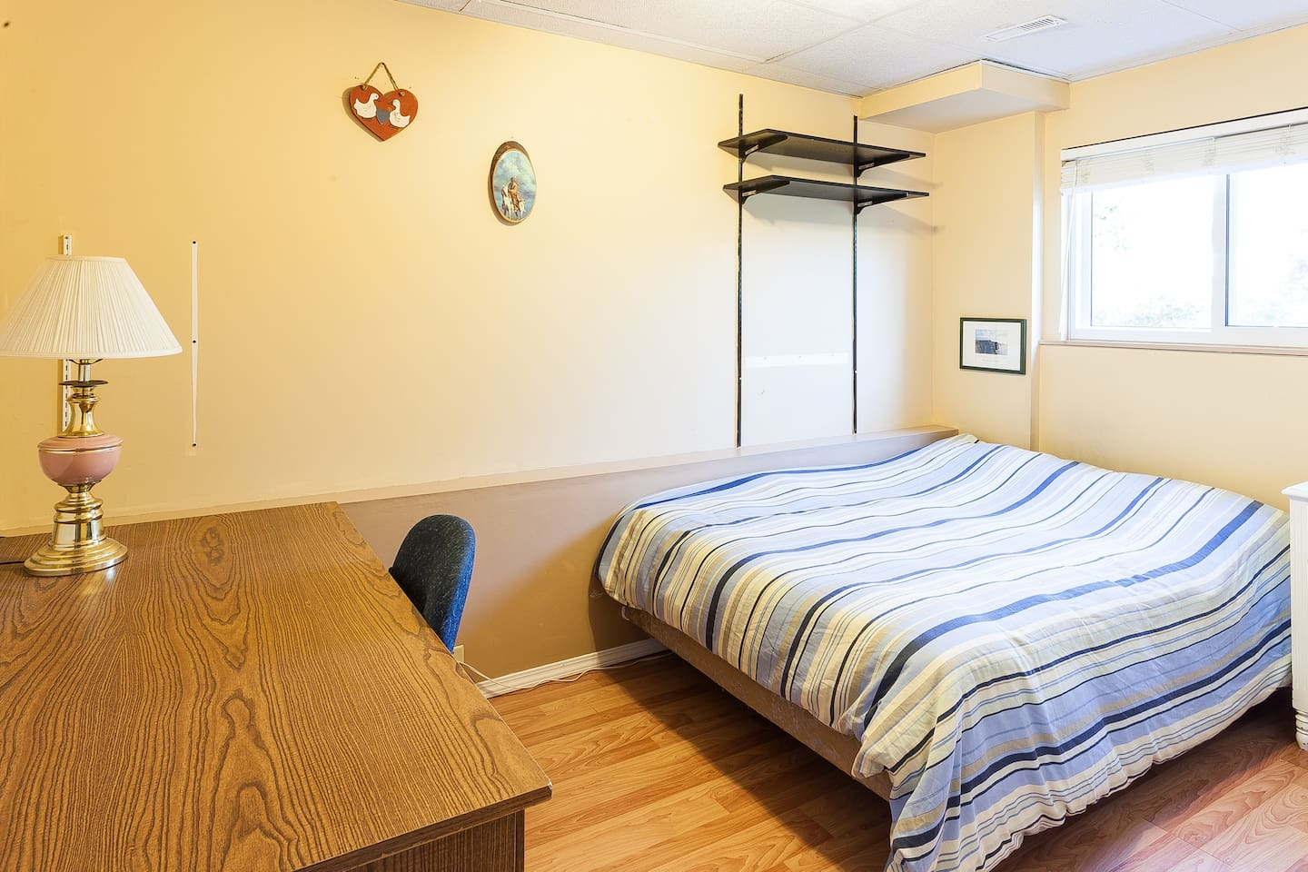 Your Comfortable Double Bed