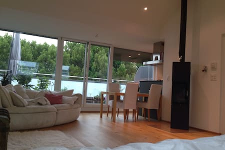 Lovely flat close to BASEL WORLD - Basilea